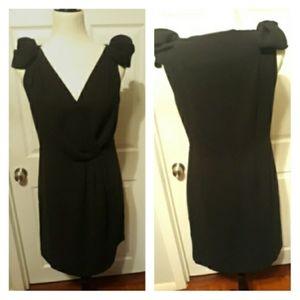 Little Black Evening Dress by Loft Womens size 4